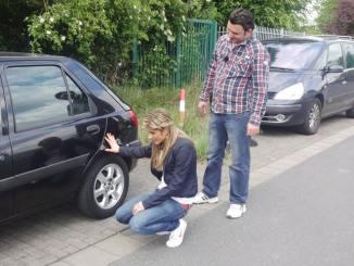 biete Rostlaube, suche Traumauto: Panagiota Petridou hilft Ergotherapeut Gerrit - TV