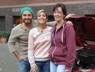 biete Rostlaube, suche Traumauto: Panagiota Petridou bei Carmen in Düsseldorf - TV