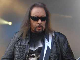 Ace Frehley und die Make-up-Allergie - Promi Klatsch und Tratsch