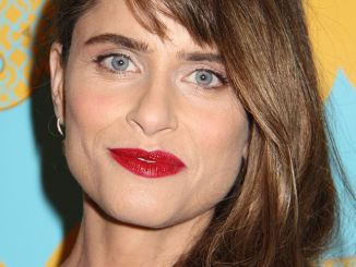 Amanda Peet - 72nd Annual Golden Globe Awards - HBO Afterparty