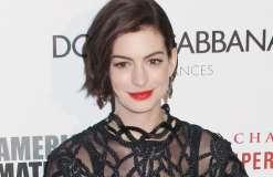 """Anne Hathaway begeistert von """"Interstellar"""""""