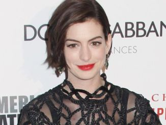 Anne Hathaway - 28th Annual American Cinematheque Award Honoring Matthew McConaughey