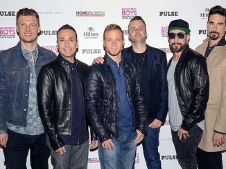 "Backstreet Boys - ""Backstreet Boys: Show 'Em What You're Made Of"" UK Premiere"