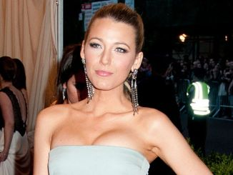 "Blake Lively - ""PUNK: Chaos to Couture"" Costume Institute Gala"
