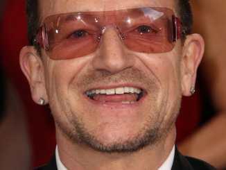 """""""U2"""" erhalten einen Bambi - Musik"""