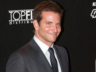 "Bradley Cooper auf der ""American Hustle""-Premiere in Moskau"