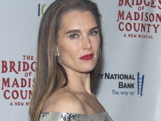 """Brooke Shields - """"The Bridges of Madison County"""" the Musical New York City Premiere"""