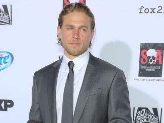 "Charlie Hunnam - FX's ""Sons of Anarchy"" Season 6 Premiere Screening"