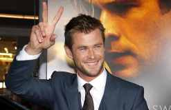 Chris Hemsworth: Angst vor Charlize Theron?