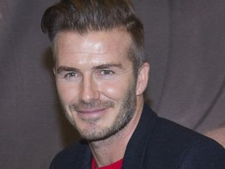 David Beckham and H&M Introduce Bodywear Appear in New York City