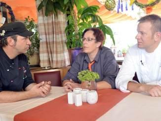 Die Kochprofis im Restaurant Almensee in Bad Dürkheim - TV News