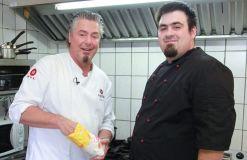 """Die Kochprofis im """"Le Patron"""" in Blieskastel"""