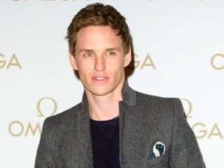 Eddie Redmayne - Omega Oxford Street Boutique Store Opening VIP Dinner