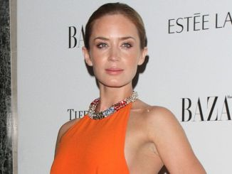 Emily Blunt - Harper's Bazaar Women of the Year Awards 2012 - Arrivals