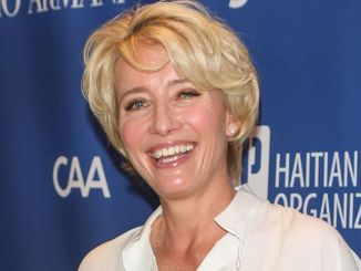 Emma Thompson - 3rd Annual Sean Penn and Friends Help Haiti Home Gala Benefiting J/P HRO Presented by Giorgio Armani - Arrivals