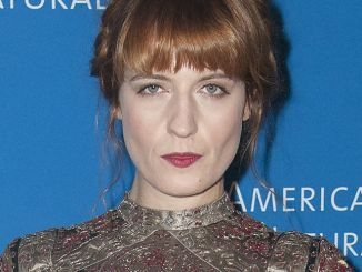Florence Welch - 2013 American Museum of Natural History's Museum Gala