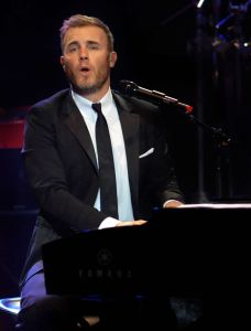 Gary Barlow in Concert at the Liverpool Philarmonic