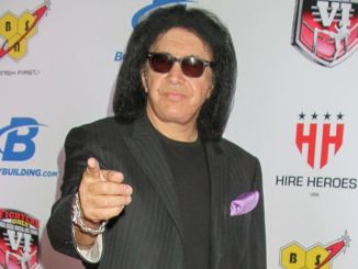 Gene Simmons - 6th Annual Fighters Only World Mixed Martial Arts Awards