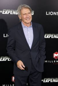 """Harrison Ford - """"The Expendables 3"""" Los Angeles Premiere"""