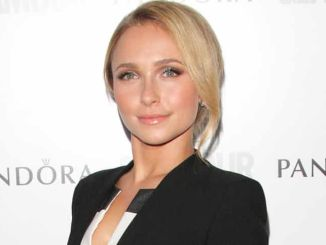 Hayden Panettiere - Glamour Women of the Year Awards 2013