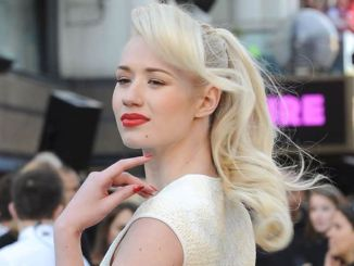 "Iggy Azalea - ""World War Z"" World Premiere"