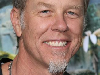 "James Hetfield - ""Journey 2: The Mysterious Island"" Los Angeles Premiere"