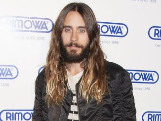 Jared Leto - Rimowa New York City Store Grand Opening