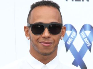 Lewis Hamilton - One For The Boys Charity Ball: Arrivals