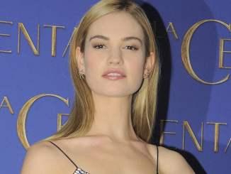 "Lily James: ""Cinderella""-Schuhe extra teuer - Kino News"