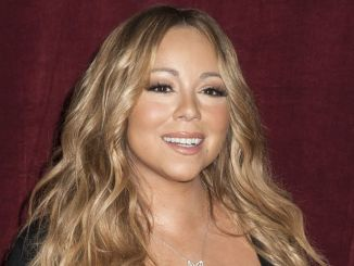 """Mariah Carey Announces the Launch of Her Go N'Syde Bottle """"Butterfly"""" at Regis Hotel in New York City"""