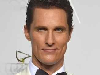 """Matthew McConaughey begeistert von """"Interstellar"""" - Kino"""