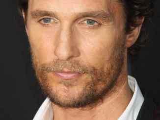 Matthew McConaughey gibt Filmkurs an Uni - Promi Klatsch und Tratsch