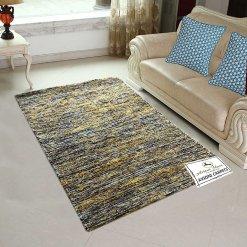 Avioni Handloom Rugs Handweaved Multicolor Premium Carpet for Living Room Best Price-3 Feet X 5 Feet