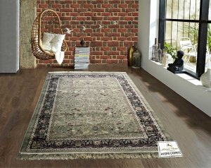 Persian Rugs - Premium Silk Carpet - 4X6 Feet -Avioni