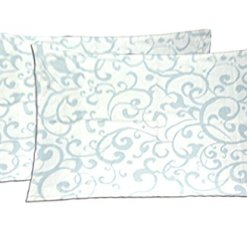 Pillow Cases – High Quality 300 Thread Count  –  100% Cotton – Set of 2 –  Avioni