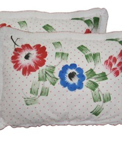 Pillowcase Collection – Beautiful Pillow Cases in 100% Cotton – 17 X27 Inches – Set of 2 – Avioni