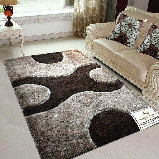 Designer Rugs – Shag Carpet with Modern Coffee Design @ Avioni Factory Price