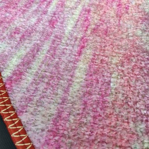 Avioni Carpet For Kids Room – Round Rug -Pink Mermaids