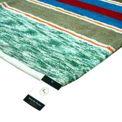 Avioni Durries Very Soft and Warm Multicolor in Cotton and Chenille- Assorted Colours- 122 cm x 183 cm (4 x 6 feet)
