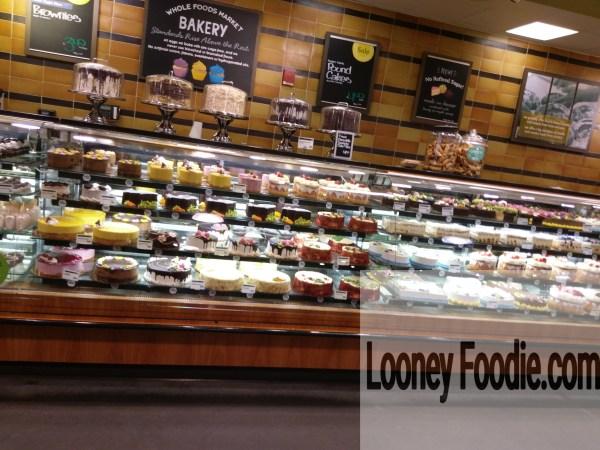 Whole Foods Market Bakery cakes