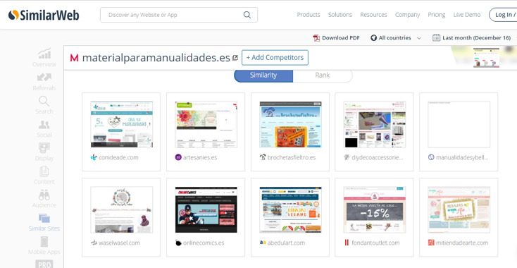 similarwe_webssimilares