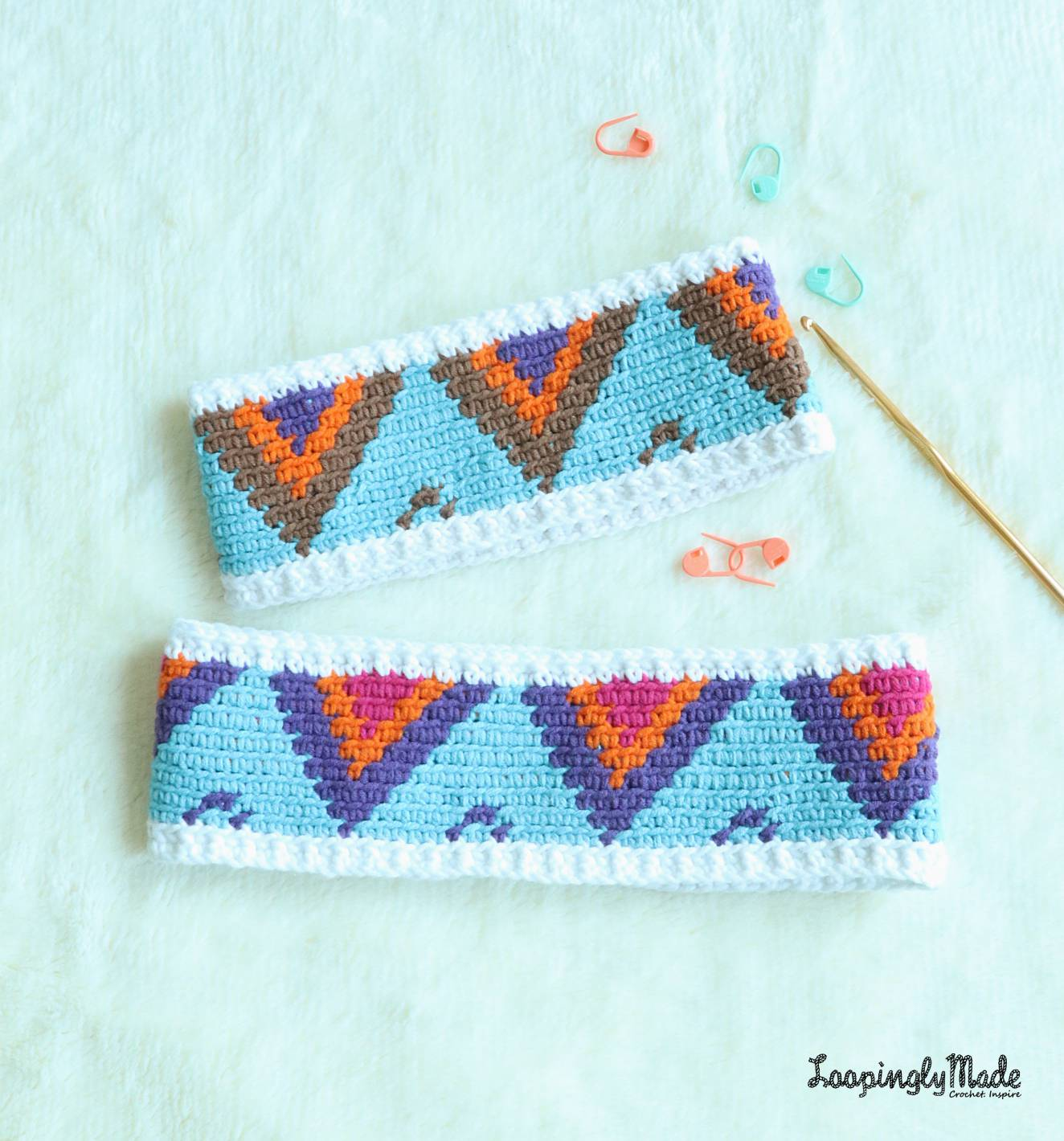For Some Crochet Ear Warmer Inspiration No Link T