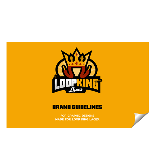 Loop King Laces Brand Guidelines