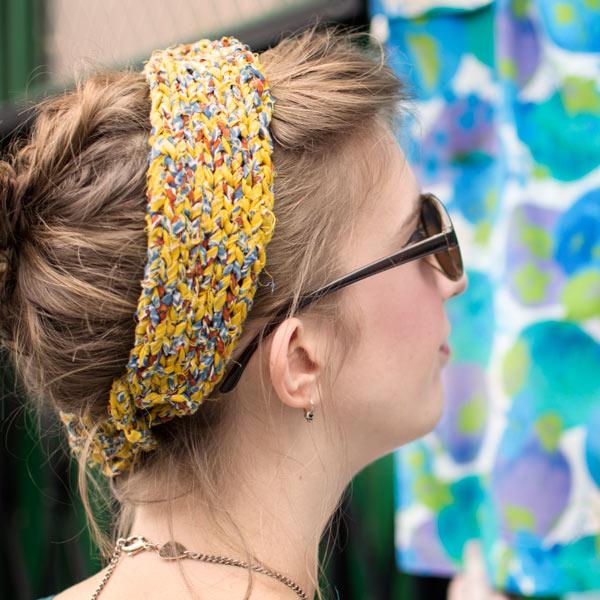 Wildflower Headband