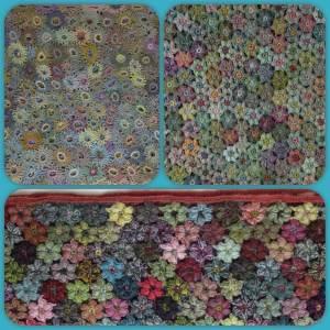 Christmas Gift Ideas At Loop! Sophie Digard Scarves. www.loopknitlounge.com Loop, London