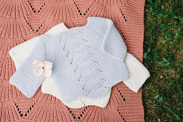 Camilla Kid, Baby and Blanket from Madder Anthology by Carrie Bostick Hodge. Photocopyright of Carrie Bostick Hodge.