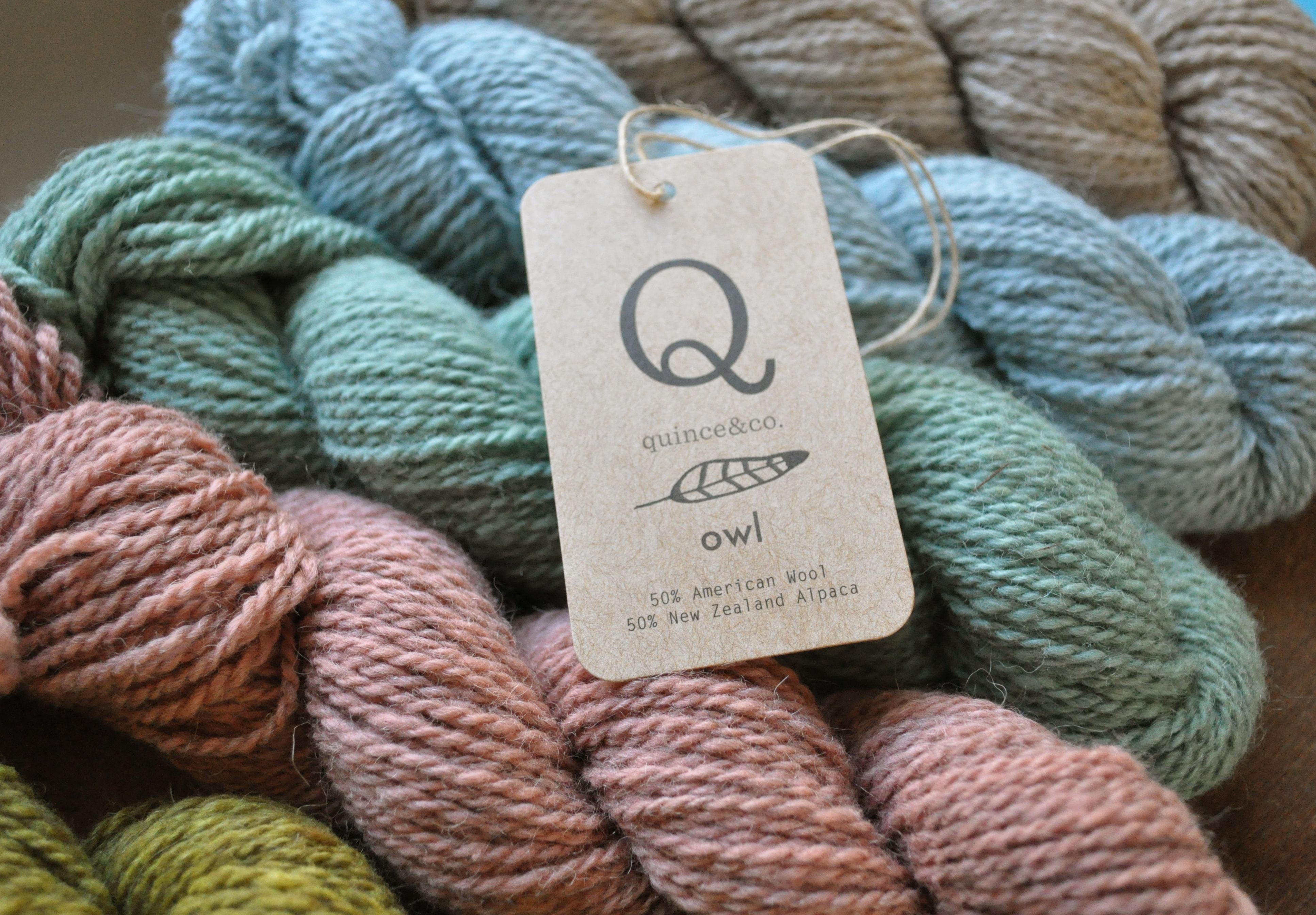 Quince & Co. Owl