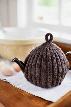 Ribbed Tea Cosy - Churchmouse