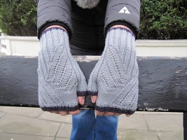 Isokon Mitts by katepricey