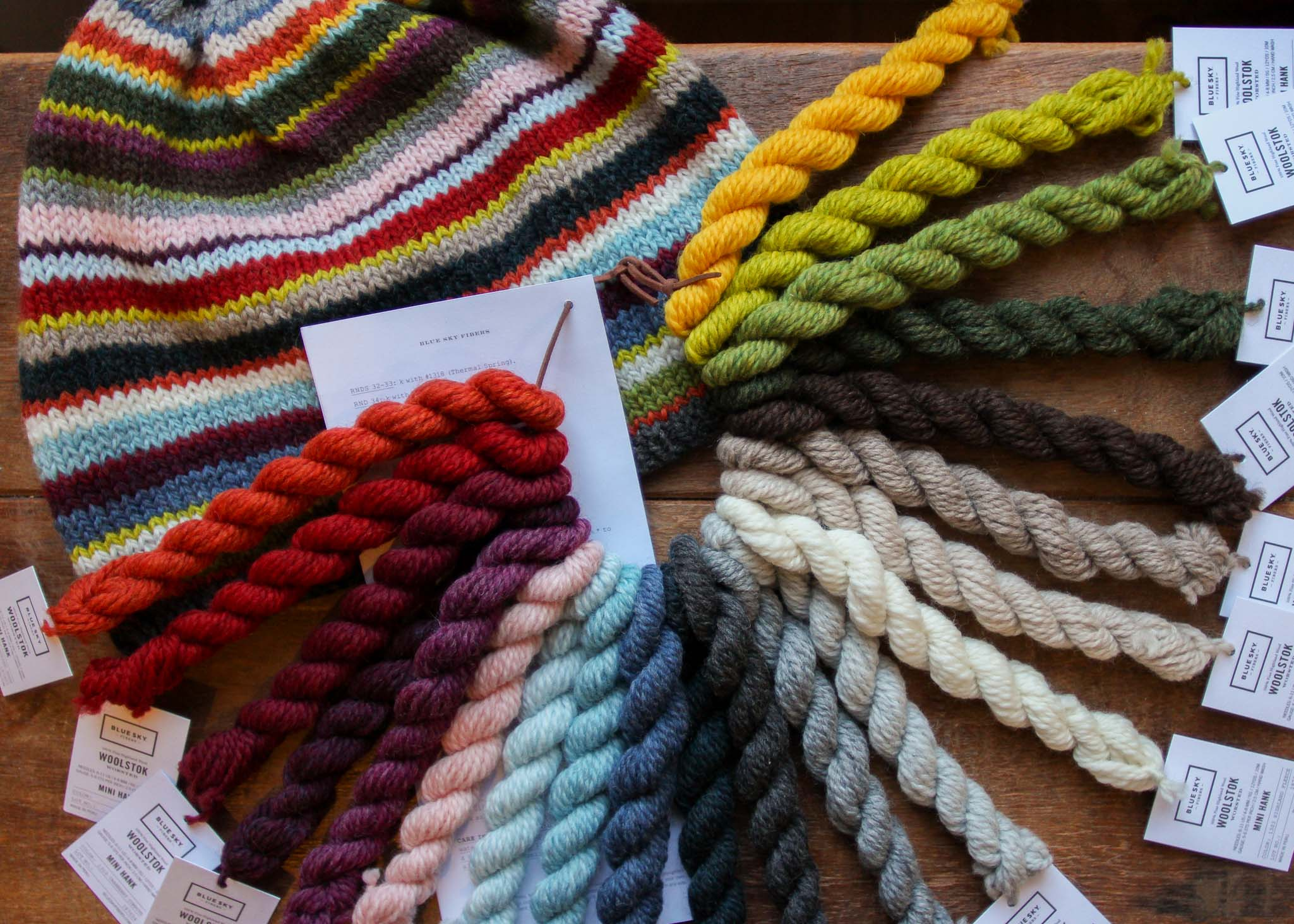 Hello 21 Color Hat Kit!